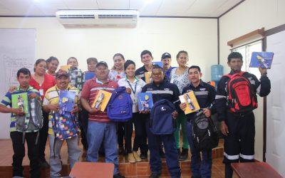 Arranca programa de alfabetización: HEMCO impulsa educación para colaboradores