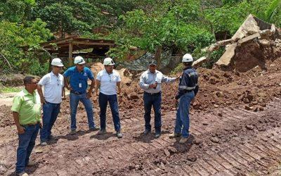 Inicia construcción de la circunvalación de Bonanza
