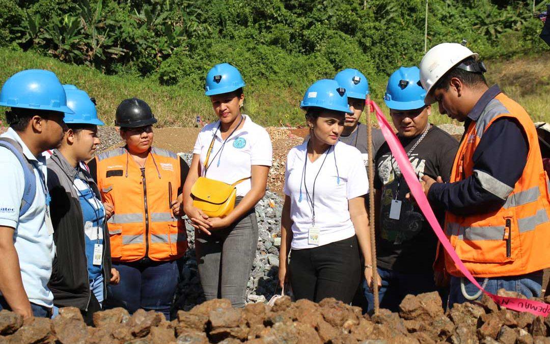 HEMCO capacita a fiscales de minería artesanal