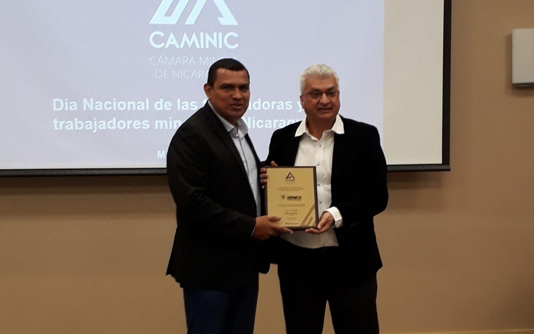 Caminic reconoce labor de HEMCO