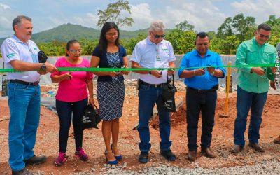Inauguran Complejo Sanitario de la Empresa Minera HEMCO