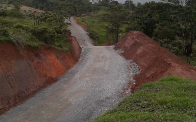 Inauguran carretera circunvalar de Bonanza