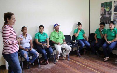 Cooperativas de minería artesanal reciben talleres de fortalecimiento organizacional