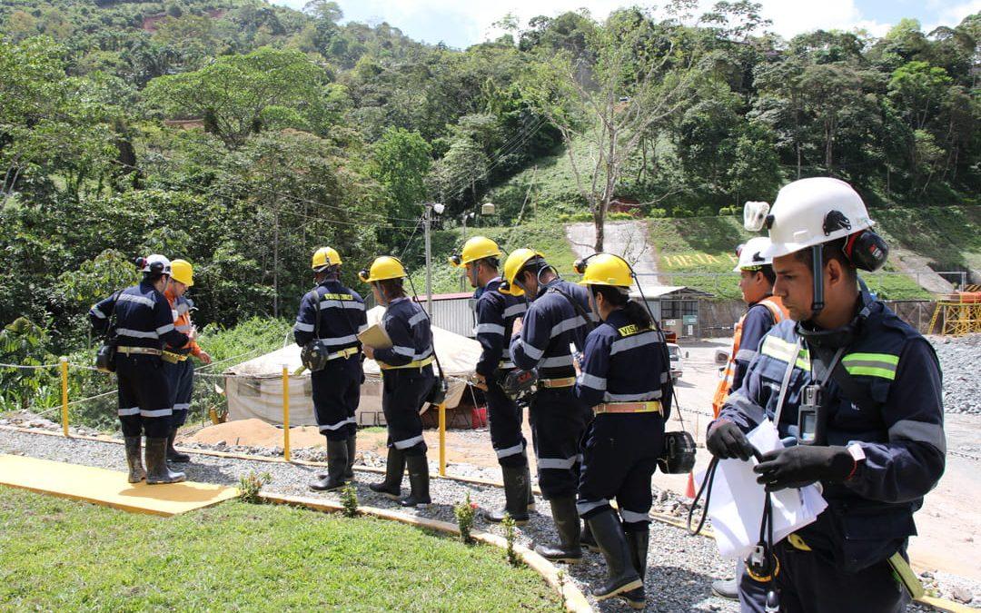 MEM realiza visita para conocer inversiones sociales y ambientales