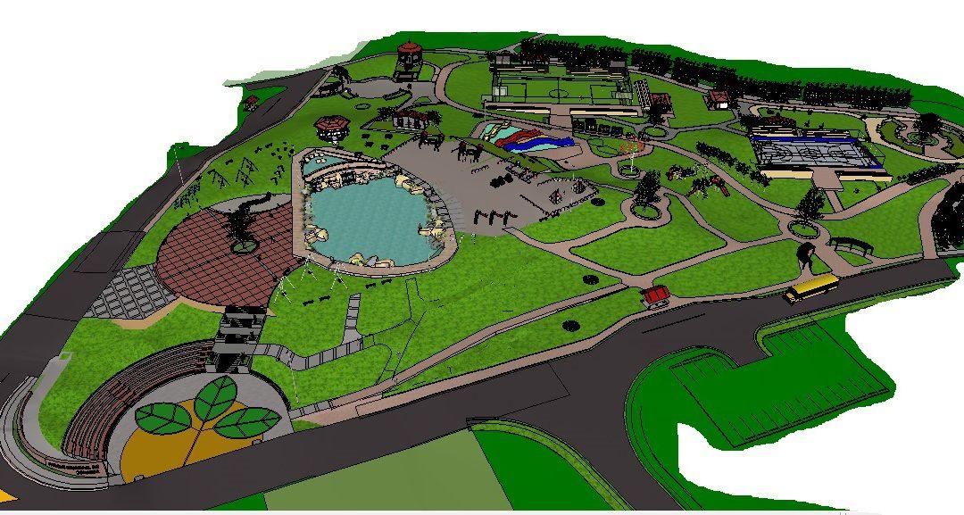 Inicia construcción de segunda etapa del parque
