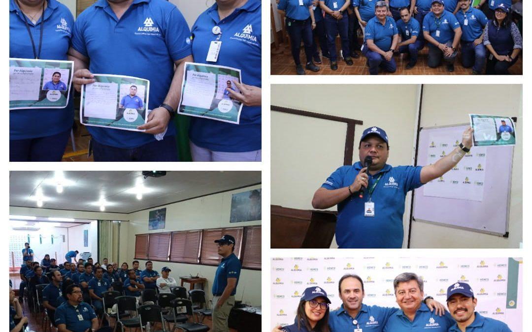 HEMCO presenta Proyecto Alquimia