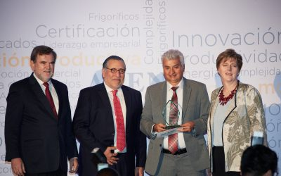 HEMCO recibe el Premio Exportador del Año a Estados Unidos