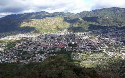 Rehabilitan Mirador del cerro La Cruz