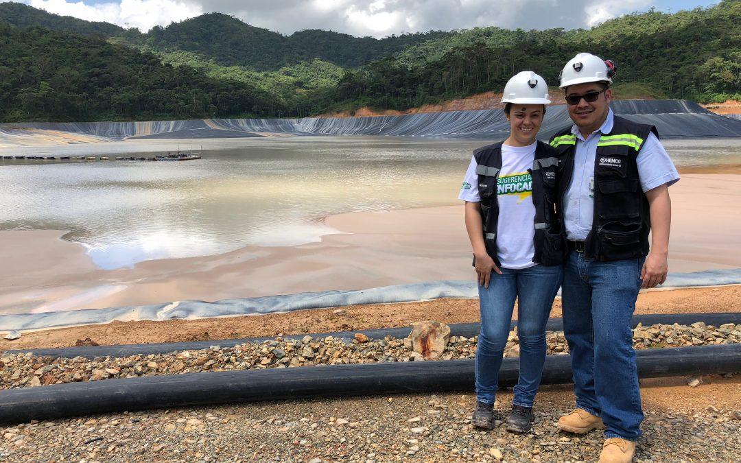 Detrás de la obra:  La experiencia de trabajar en HEMCO Mineros Nicaragua