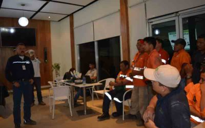Concluye proyecto Pilotos Gerenciales TPM