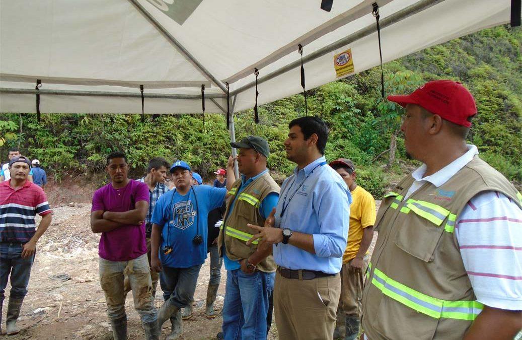 Realizan charla ambiental en sector de El Colorado