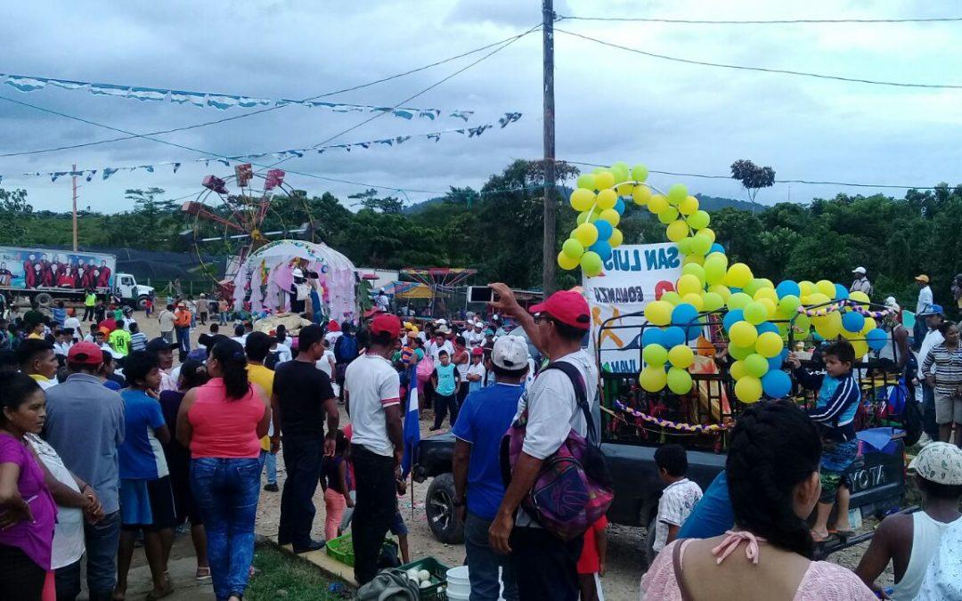 Bonanza cumple 28 años de ser municipio