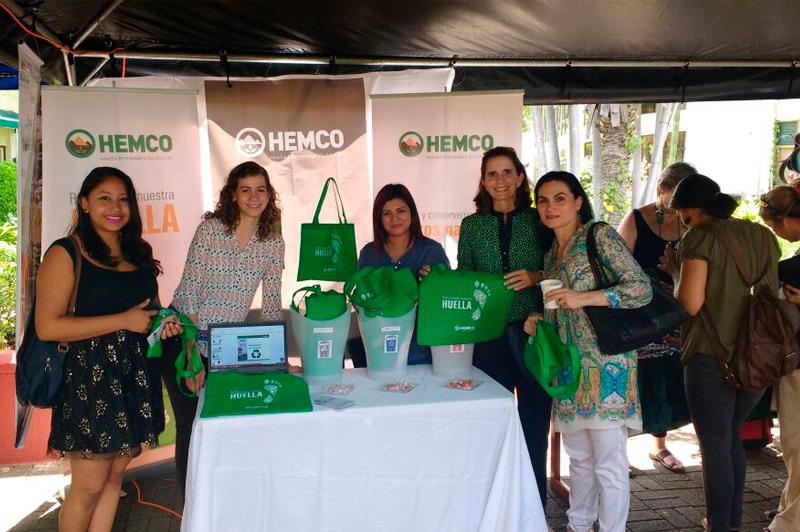 HEMCO presente en 3ra Feria Ambiental Nacional