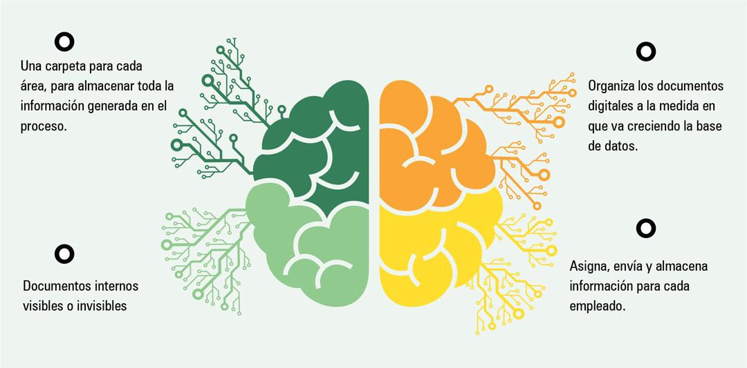 SHARES, El cerebro de HEMCO