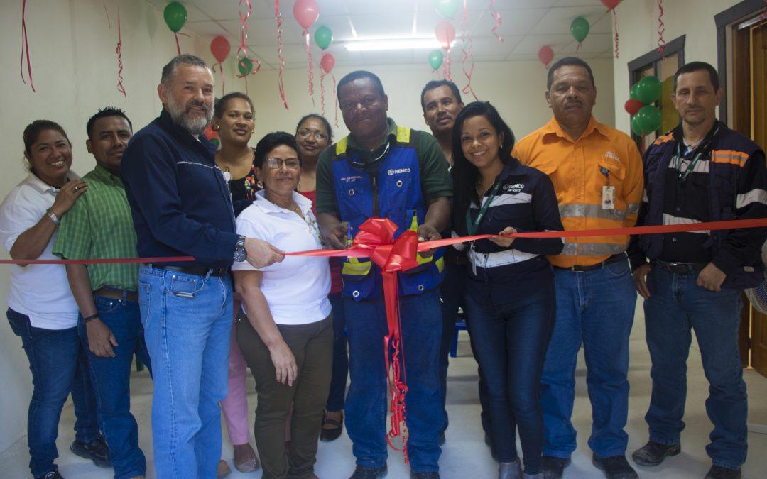 Inauguran oficinas para sindicato