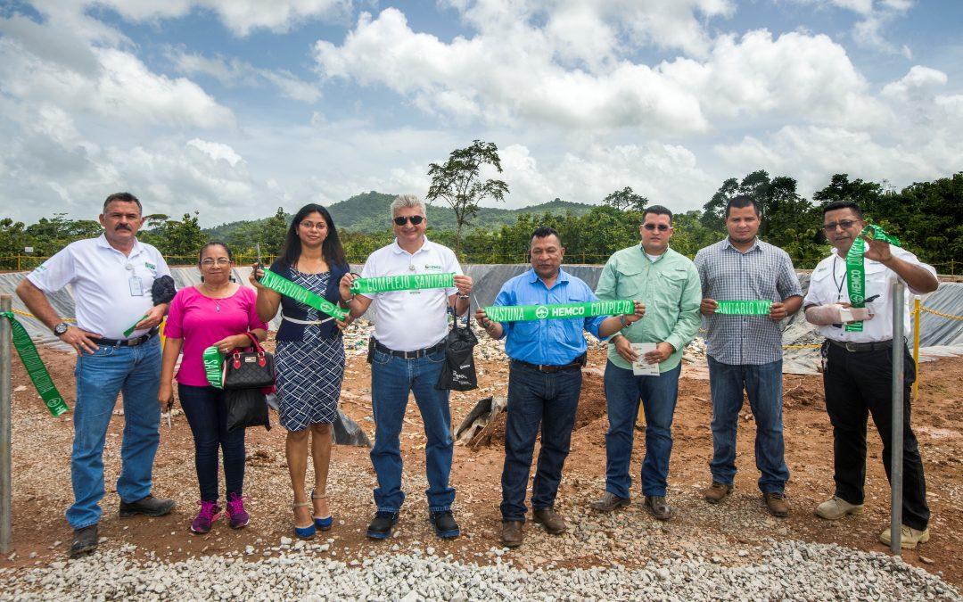 Inauguran Complejo sanitario Wastuna