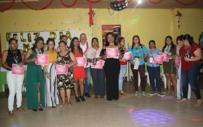 HEMCO reconoce a las mujeres mineras