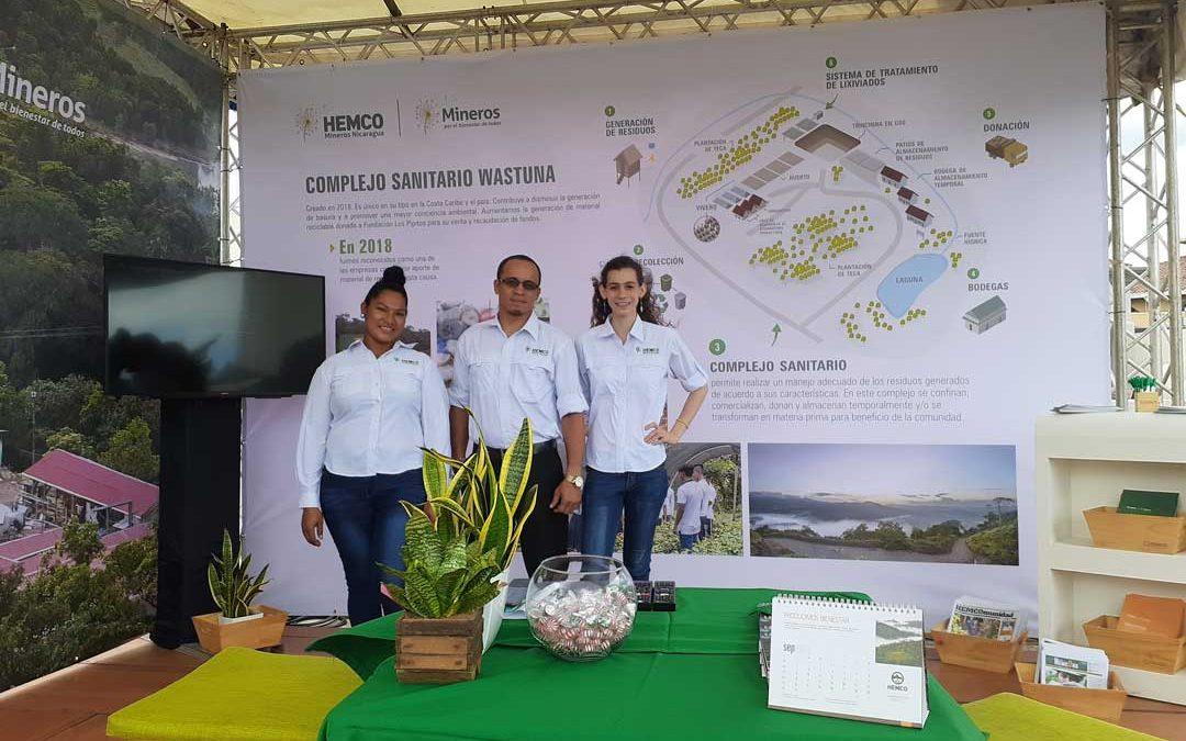 HEMCO promueve reciclaje de residuos
