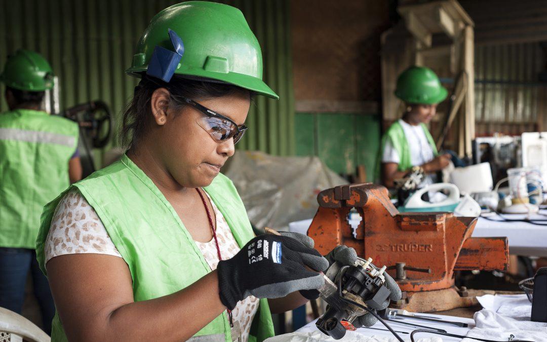 Mitrab reconoce esfuerzos de HEMCO por equidad de género