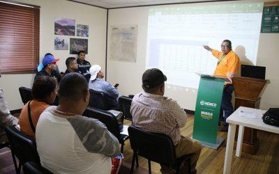Presidentes de cooperativas de la Minería artesanal se reúnen semanalmente para abordar temas relevantes agendados