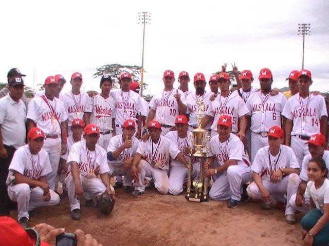 Campeonato de Liga Indígena Campesina de Béisbol