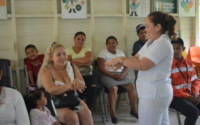 Clínica Nueva Esperanza brinda charlas educativas