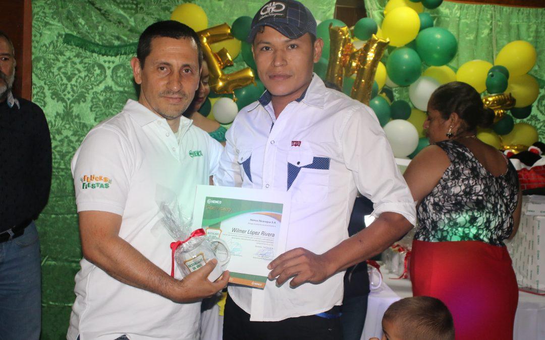 HEMCO premia la excelencia