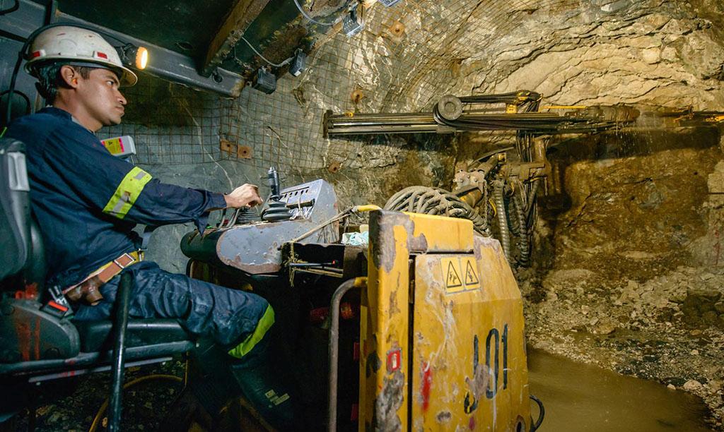 Planteles exclusivos para la minería artesanal
