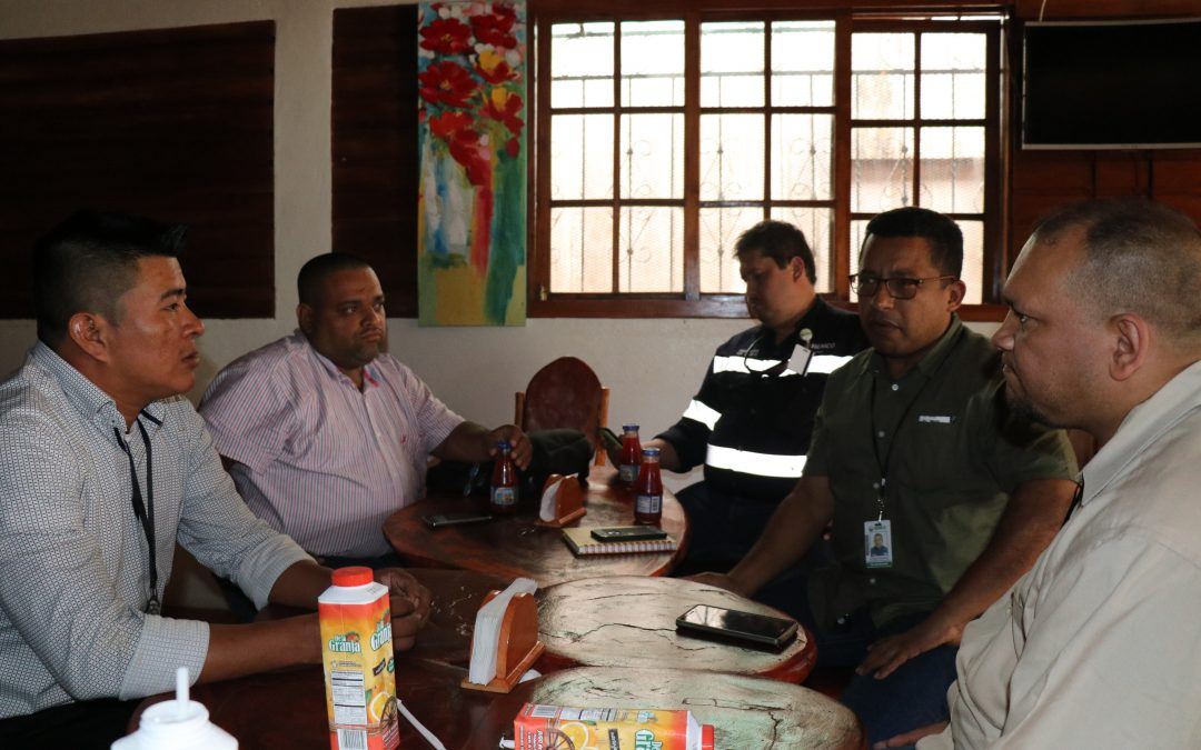 Acercamiento con actores locales fortalece gestión institucional de URACCAN