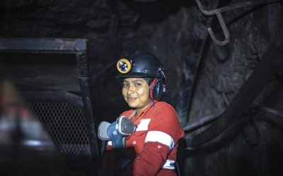 Gender equality eroding entrenched machismo in Nicaragua mining sector
