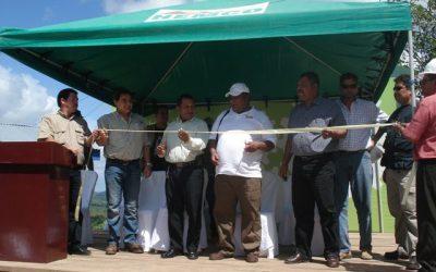 HEMCO inaugura plantel para pequeña minería en Bonanza- El Cronista Digital