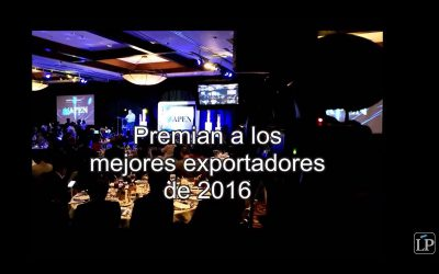 Galardonan a los mejores exportadores de Nicaragua